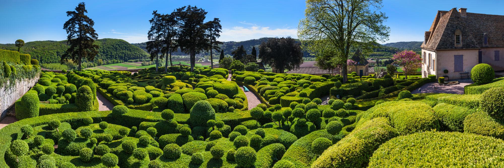 Dordogne Les Jardins De Marqueyssac
